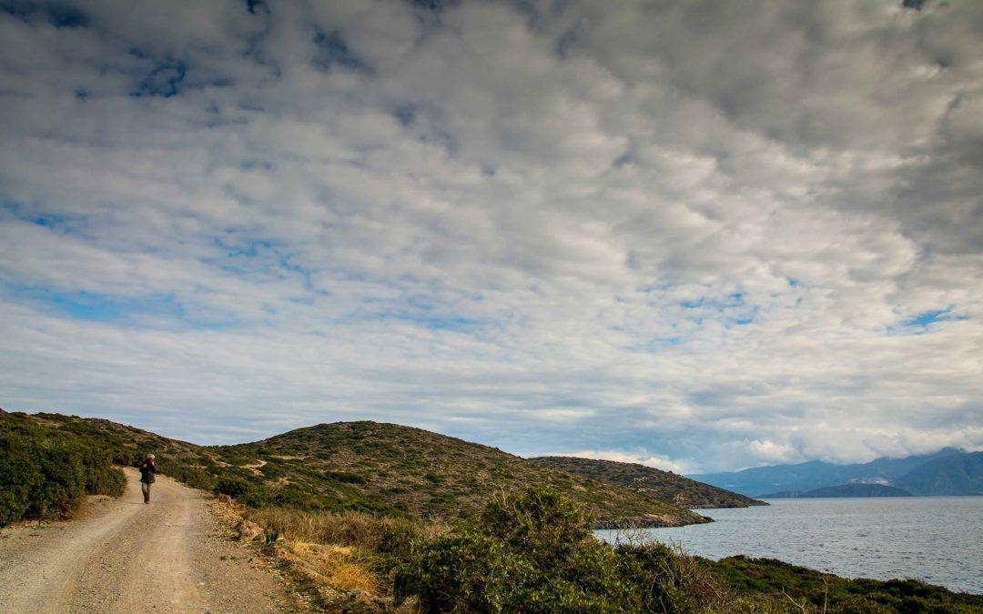 Ελούντα, παραλία Κολοκύθας, Χιώνα…