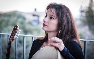 Η Μαρία Λούκα στο elpis calling…